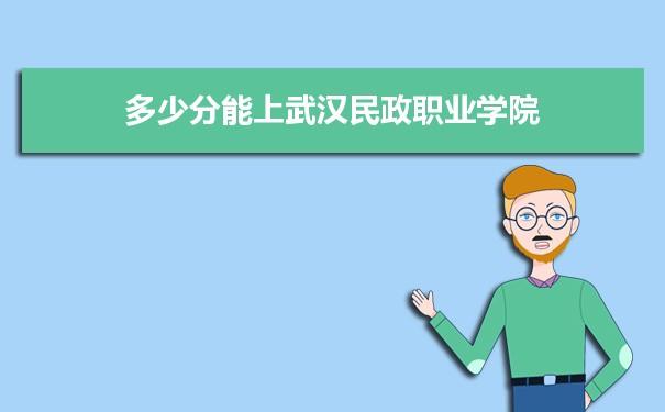 武汉民政职业学院招生录取规则和录取条件顺序政策解读2022参考