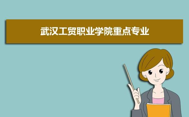 武汉工贸职业学院是几本学校,是一本还是二本有专科吗