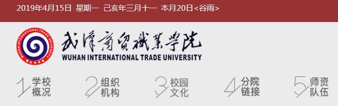 2019年武汉商贸职业学院高考录取结果公布时间及录取通知书查询入口