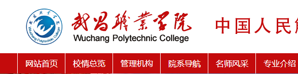2019年武昌职业学院高考录取结果公布时间及录取通知书查询入口