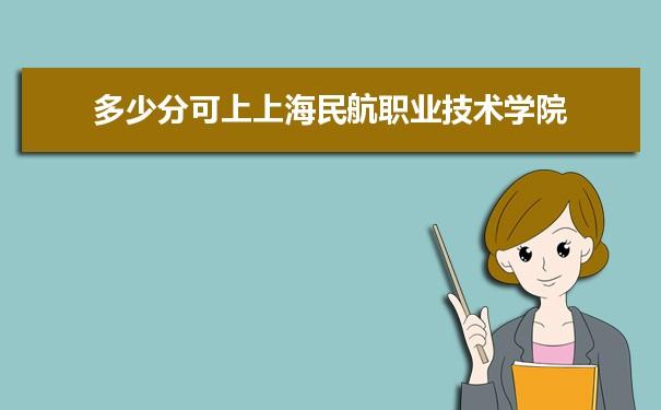 上海民航职业技术学院招生录取规则和录取条件顺序政策解读2022参考