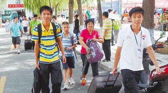 上海高考105分上什么大學_2019年上海高考105分上什么學校
