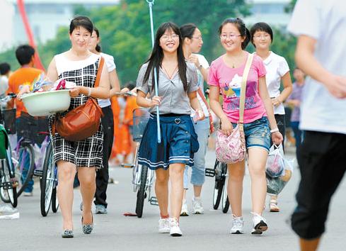 上海高考121分上什么大学_2019年上海高考121分上什么学校