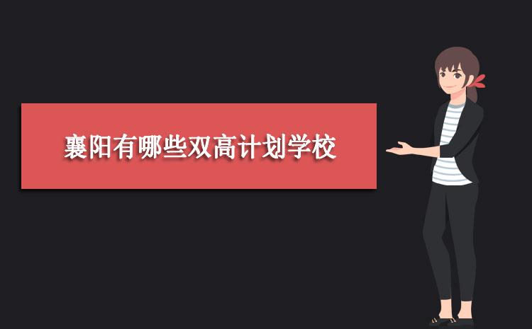2020年襄阳有哪些双高计划学校名单及排名(1所)