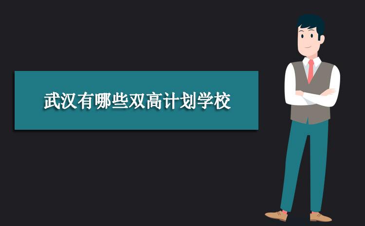 2020年武汉有哪些双高计划学校名单及排名(5所)