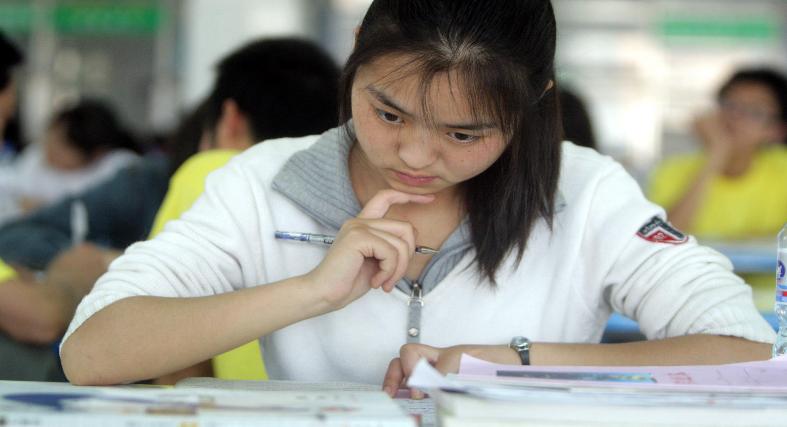 2019年广西高考理科一分一段表及成绩排名表公布