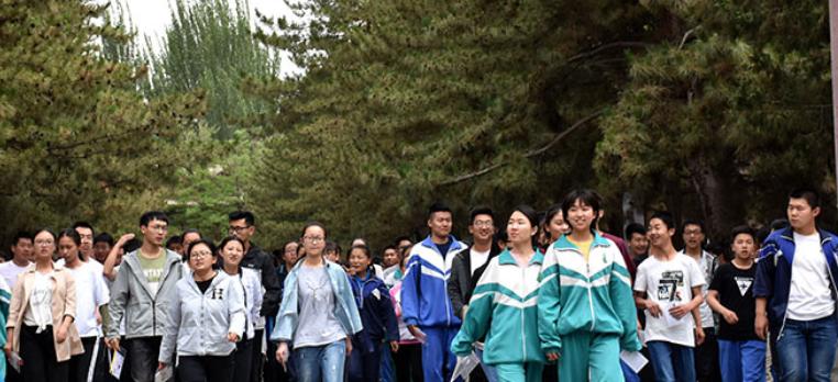 2019年甘肅高考文科一分一段表及成績排名表公布