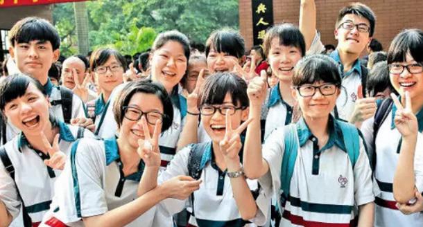 2014-2019年广东省各批次福建时时彩开奖号码录取分数线汇总表