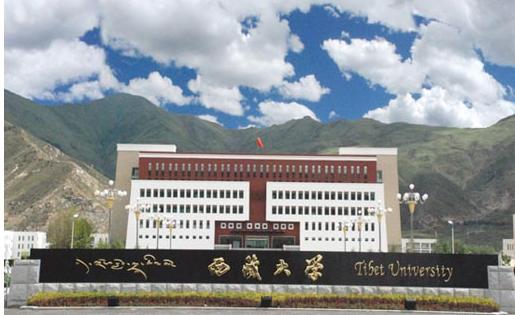2021年西藏二本大学排名及分数线排行榜单