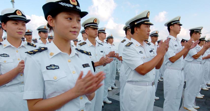 2018年度海军招飞工作于9月15日正式启动