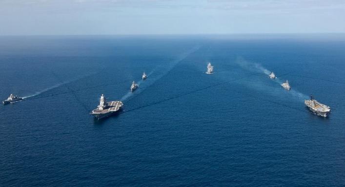 2018年海軍招飛初檢預選流程