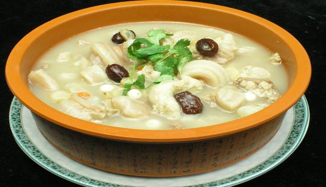 盘点对高考考生有保健作用的十种汤
